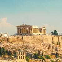 Repülőjegyek Athénba