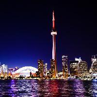 Repülőjegyek Torontoba