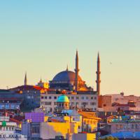 Repülőjegyek Isztambulba