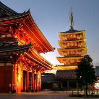 Repülőjegyek Tokióba