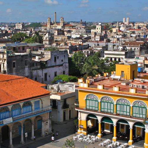 Repülőjegyek Havannába