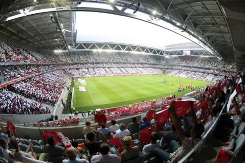 Le Stade Pierre Mauroy