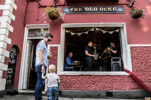 Old Duke Pub Bristolban