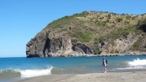 Little Bay Beach - Montserrat